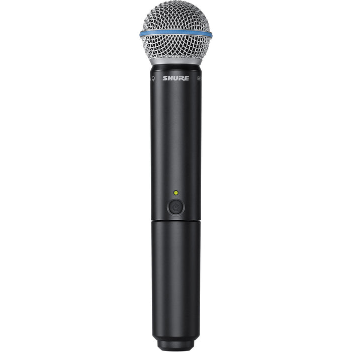 Shure BLX2/B58 - Wireless BLX2/BETA58 Handheld Transmitter