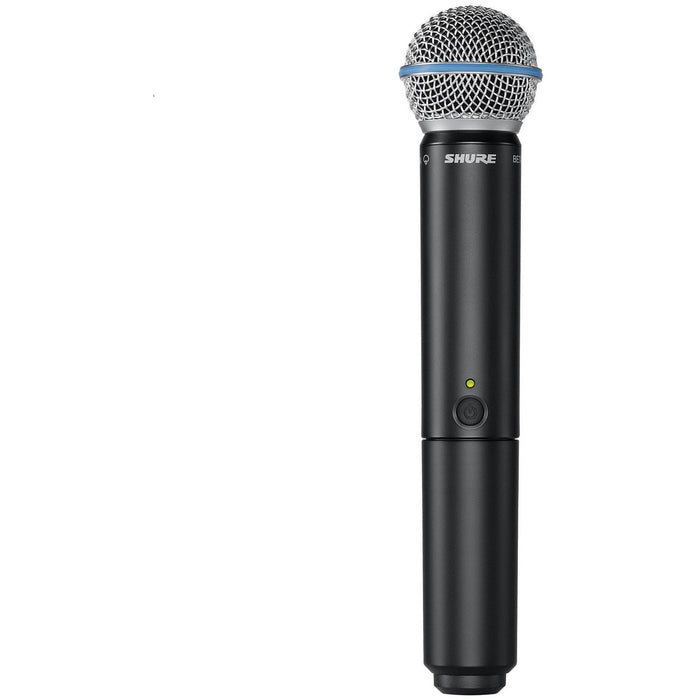 Shure BLX2/PG58 - Wireless BLX2/PG58 Handheld Transmitter