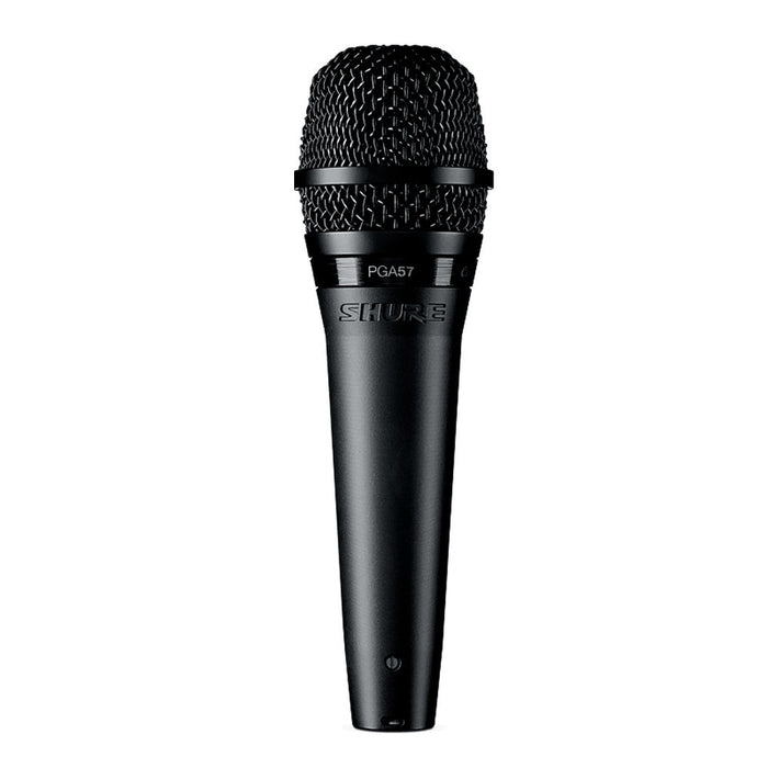 Shure PGA57 - Dynamic microphone for amplified & acoustic instruments