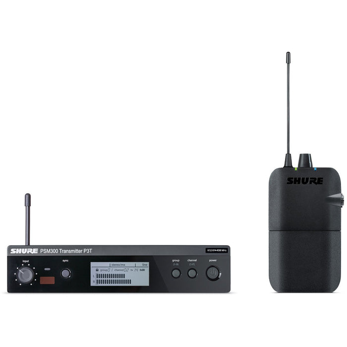 Shure PSM300 P3TR - Wireless Personal Monitor System