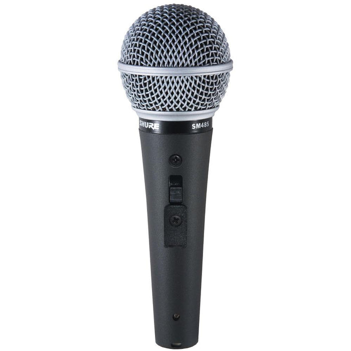 Shure SM48S - Rugged Live Vocal Microphone with Switch