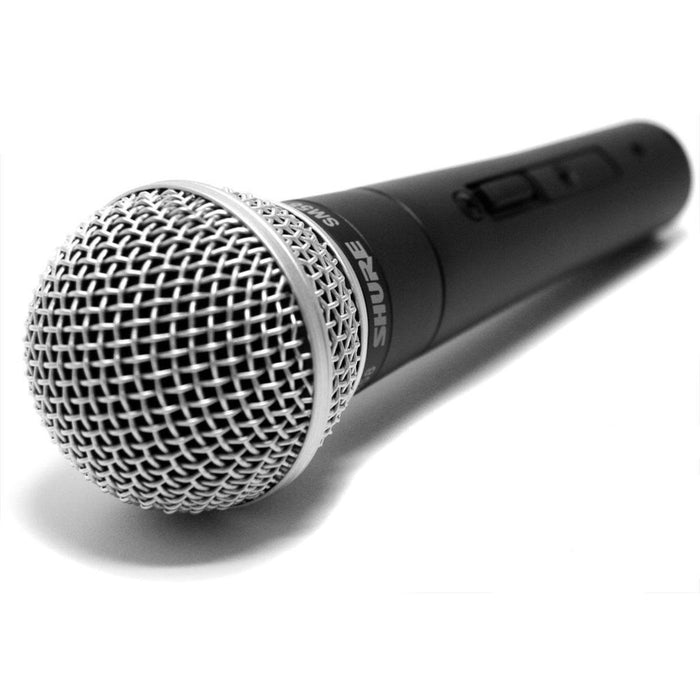 Shure SM58SE - Dynamic Vocal Mic with Switch