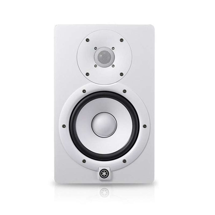 Yamaha HS5 - Active 2-way bass-reflex bi-amplified nearfield studio monitor (white)