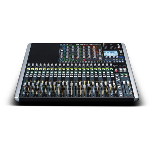 Soundcraft Si Performer 2 Digital Console Front