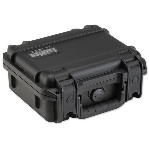 "SKB 3I-1209-4B-C Injection Molded Case - 12""x9""x4"" Cubed Foam"