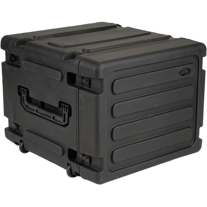 "SKB RO8U20W - 8U Shockmount Rack 20"" with Wheels"