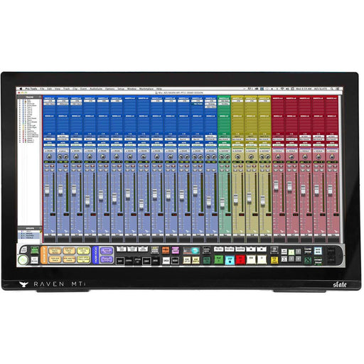 "Slate RAVEN MTi2 27"" Multi-Touch Production Console - New Product Front"