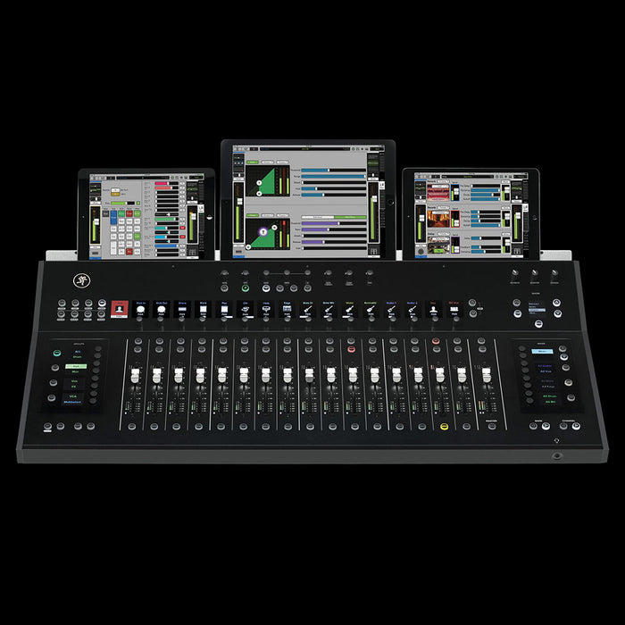 Mackie Axis Mixing System (DL32R, DC16, DANTE Card) Inc. Mackie DL32R Stagebox Mixer with Dante and DC-16 AXIS System Control Surface - Special Offer Bundle Deal