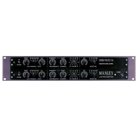 Manley Enhanced Pultec EQP1A EQ Dual Channel