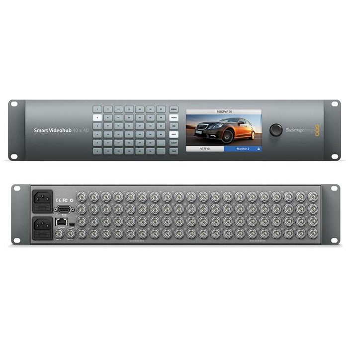 Blackmagic Design VHUBSMART6G4040 - Smart Videohub 40x40