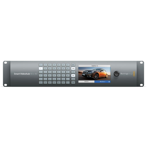 Blackmagic Design VHUBSMARTE12G4040 - Smart Videohub 12G 40x40