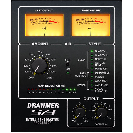 Softube Drawmer S73 Intelligent Mastering Plug-In