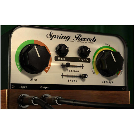 Softube Spring Reverb Plug-In