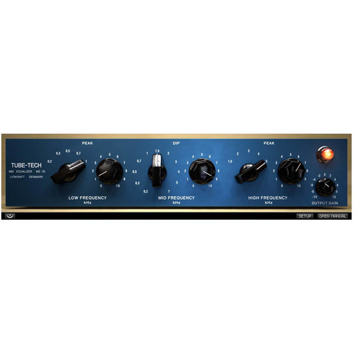 Softube Tube-Tech ME 1B Plug-In