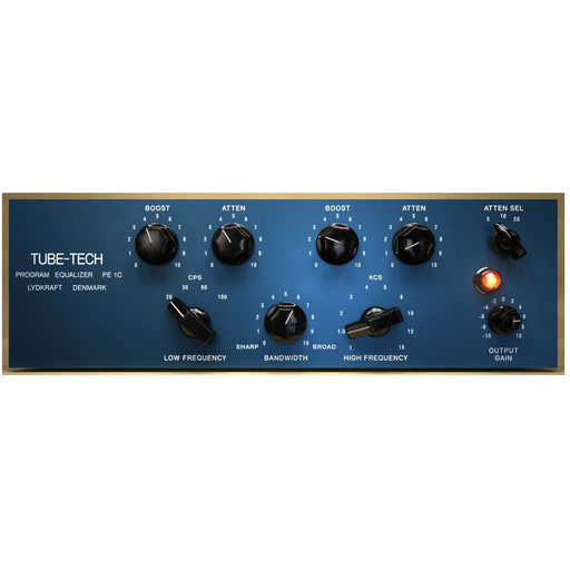 Softube Tube-Tech PE 1C Plug-In