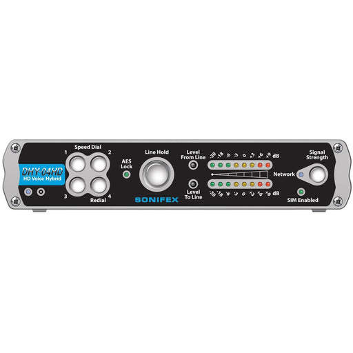 Sonifex DHY-04HD - Digital HD Voice TBU, AES/EBU, Analogue, Ethernet, Free Standing