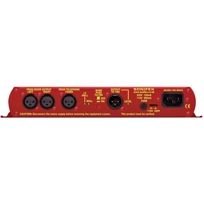 Sonifex RB-MM1 - Mix-Minus Generator