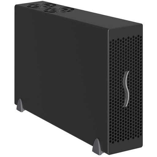 SONNET Echo Express III-D Desktop Thunderbolt Expansion Chassis Front