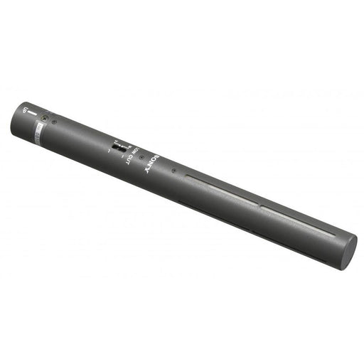 Sony ECM-678 Electret Condensor Shotgun, High Sensitivity, Low Inherent Noise, Extreme Durability