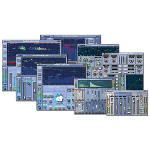Sonnox Oxford Broadcast Bundle (Native LE)
