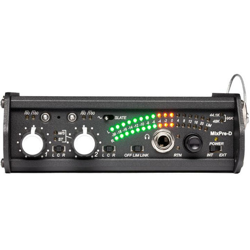 Sound Devices MixPre-D - Portable 2 channel mic mixer