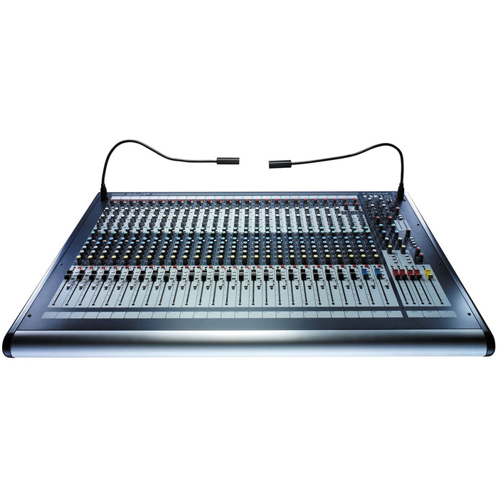 Soundcraft GB2 32 Channel Mixing Console Front (24 Channel Desk used for example only)