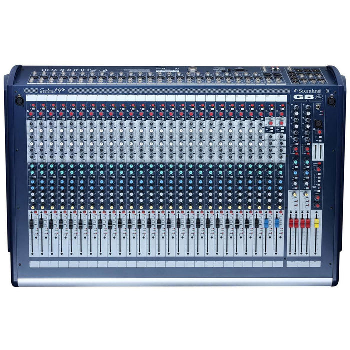 Soundcraft GB2 32 Channel Mixing Console
