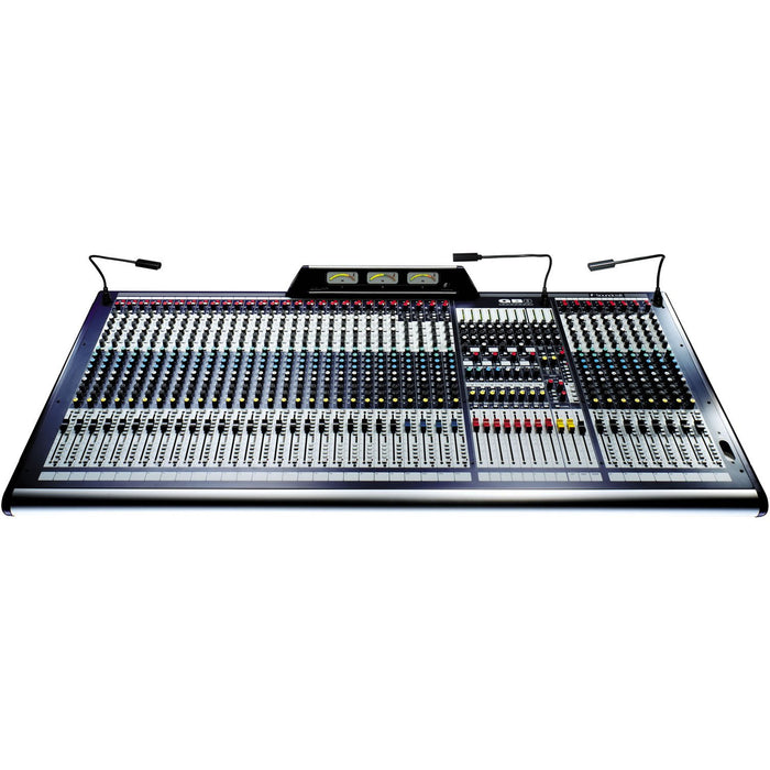 Soundcraft GB8 48 Channel Live Mixer Front