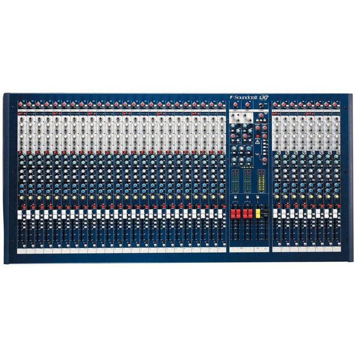 Soundcraft LX7ii-32 MKII 32 channel live mixer