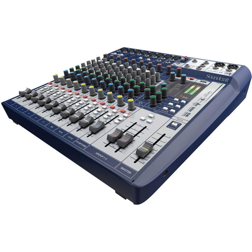 Soundcraft Signature 12 USB Interface Mixer