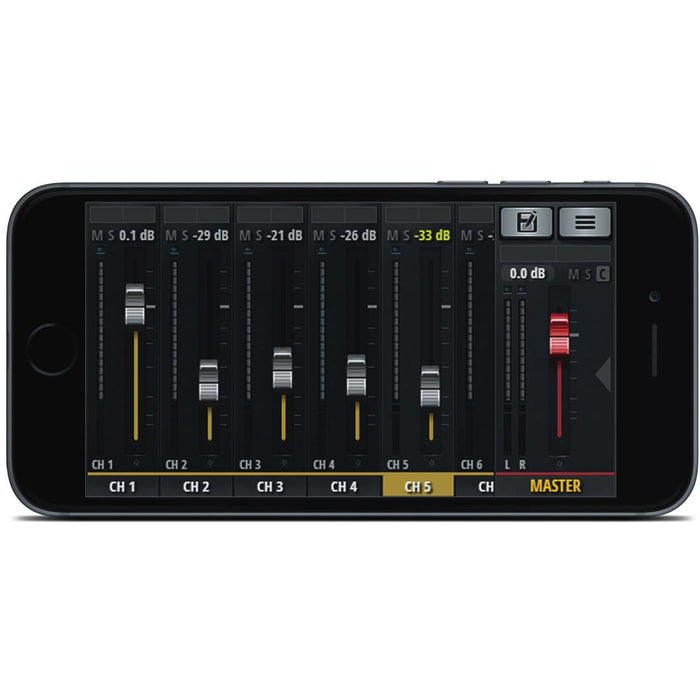 Soundcraft Ui12 Digital Rack Mixer