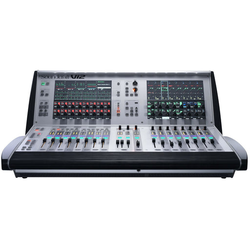 Soundcraft Vi2 Digital Mixing Console Front
