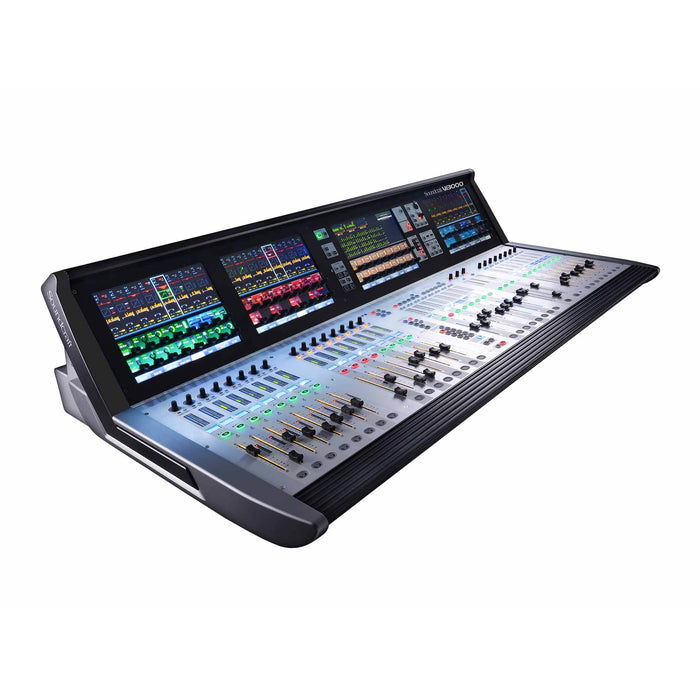 Soundcraft Vi3000 Control Surface Front Angle