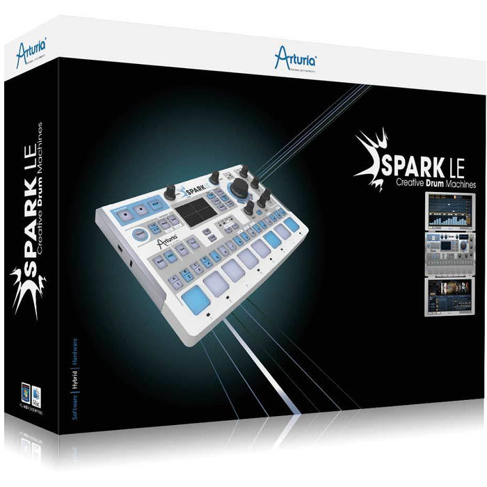 Arturia Spark LE - Drum Machine Workstation