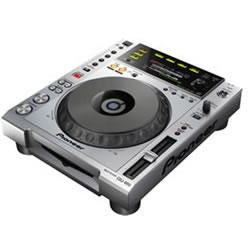 Pioneer CDJ-850-K - Digital Deck with Full Scratch Jog & rekordbox support