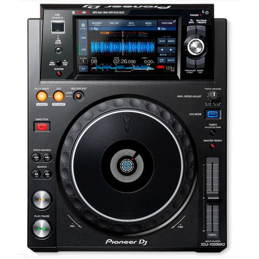 Pioneer XDJ-1000MK2 - Touch Screen USB Player