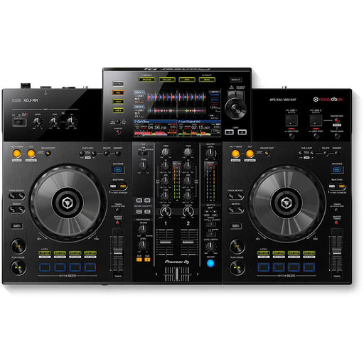 Pioneer XDJ-RR - All-in-one DJ system for rekordbox