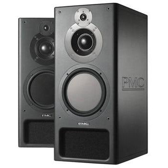 PMC IB2S studio monitors in Neo Black. (Pair)