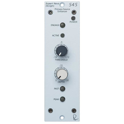 Rupert Neve Designs 545 - 500-Series Primary Source Enhancer