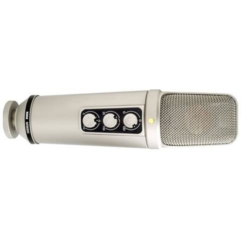 Rode NT2000 Studio Condenser Microphone - Fully Variable Pattern