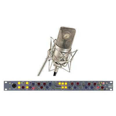 AMS Neve 8801 Channel Strip and Neumann M149 Microphone Bundle