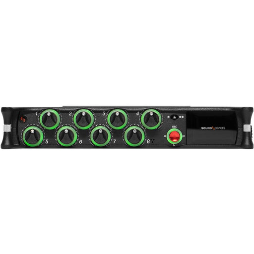 Sound Devices MixPre-10 II - 8 Preamp, 12 Track, 32-Bit Float Audio Recorder