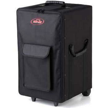 SKB SCPM2 - Large Rolling Powered Mixer Case with wheels and handle