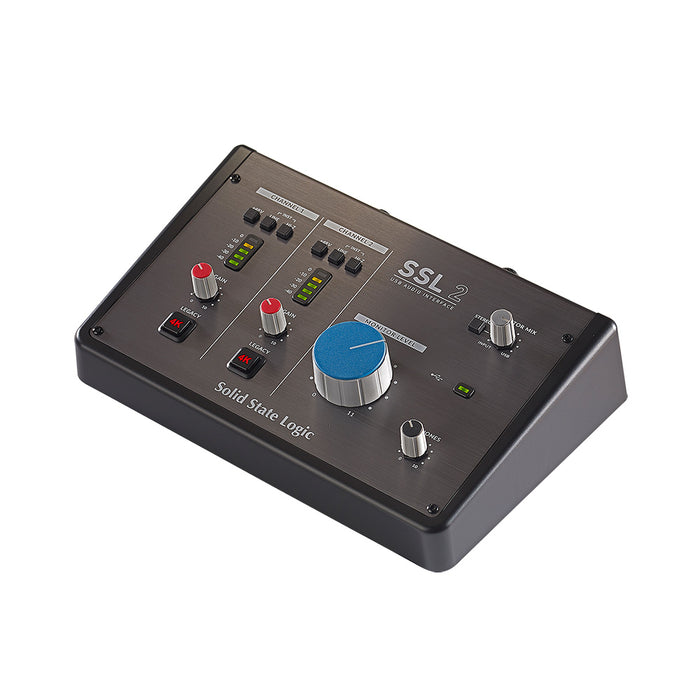 SSL 2 - 2x2 USB Audio Interface
