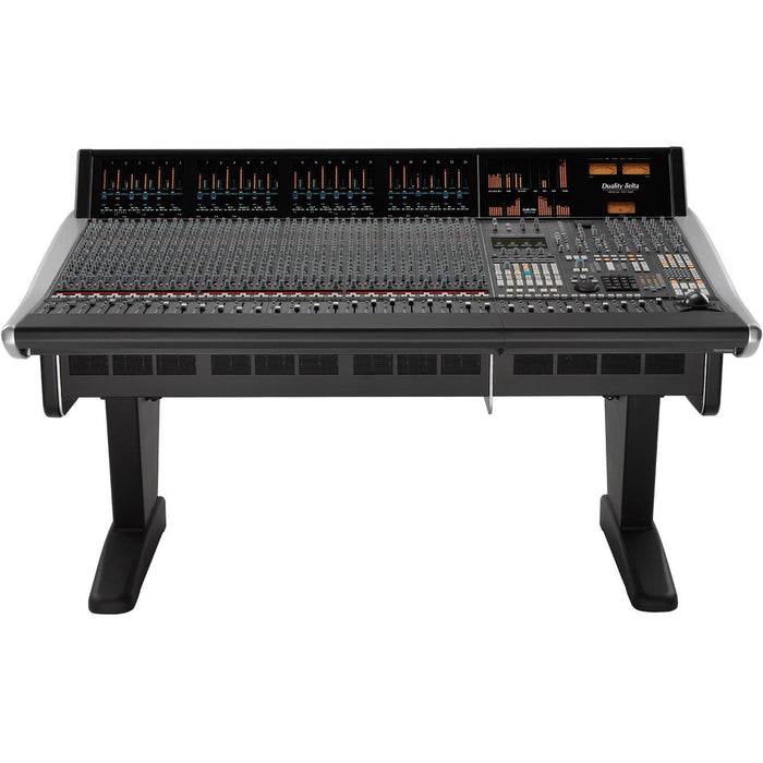 SSL Duality Delta 24 Channel Studio Mixing Console with DAW Control - £POA