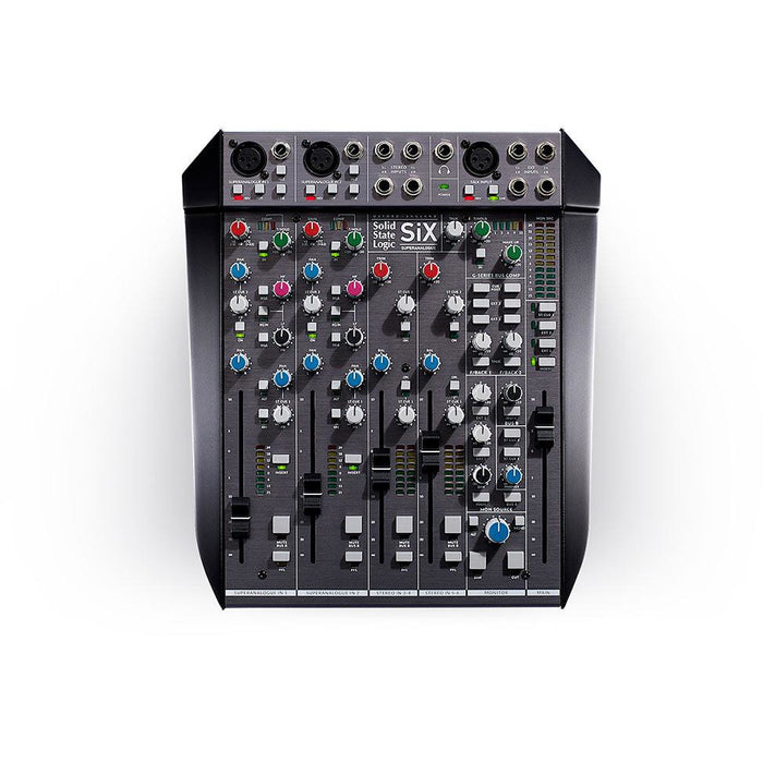 SSL Six Mixer