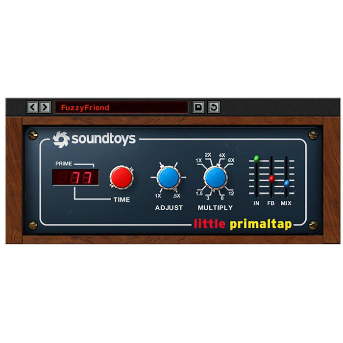 SoundToys Little PrimalTap 5