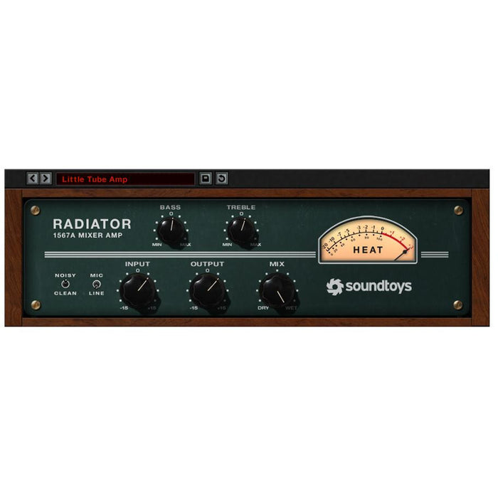 SoundToys Radiator 5