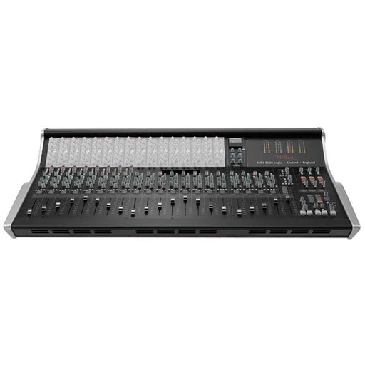 SSL XL-Desk - 24/8 analogue console (18-slot 500 format rack built-in - empty) - B-stock