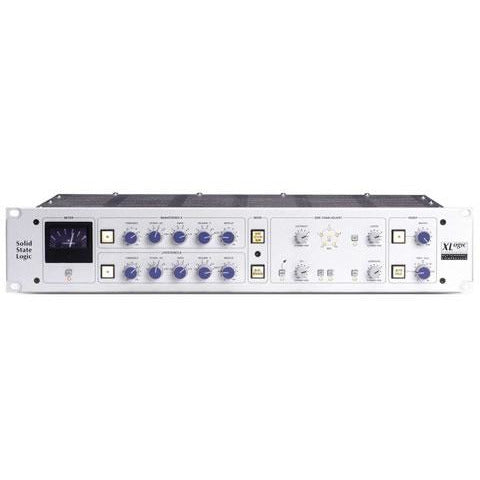 SSL XLogic Multichannel Compressor - 2U 6 channel compressor